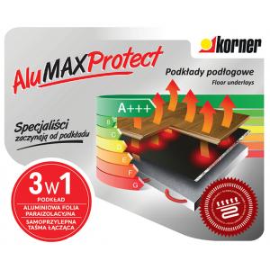 Podkład Alu max protect 3mm