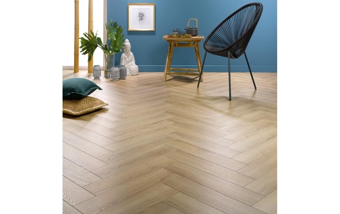 Panele podłogowe Herringbone – Jodełka